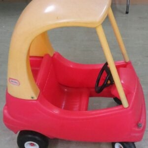 A001: Little Tikes Cozy Coupe