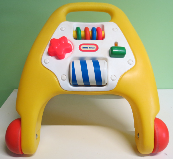 A006: Little Tikes Play about Activity walker
