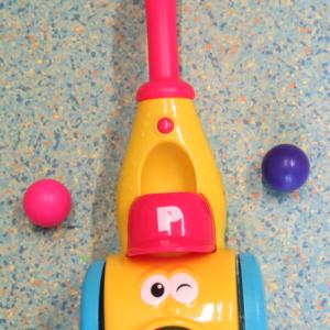 A016: Pick Up balls Vacuum
