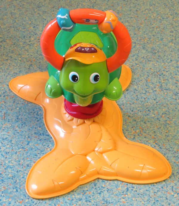 A022: VTECH Bouncy Turtle