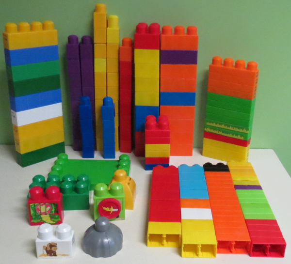 C048: Mega Blocks