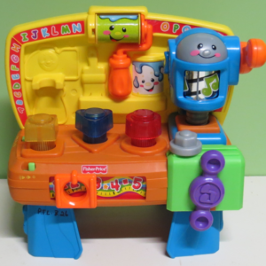 M026: Fisher Price Musical Activity Centre