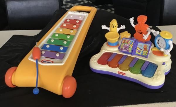 M049: Xylophone plus Piano