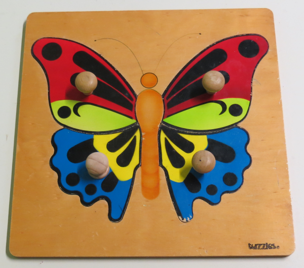 P002: Butterfly Puzzle