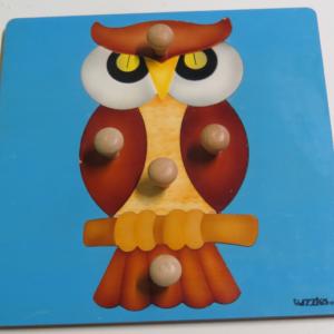 P003: Owl Puzzle