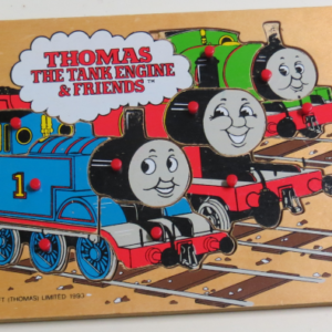 P004: Thomas the Tank and Friends Puzzle