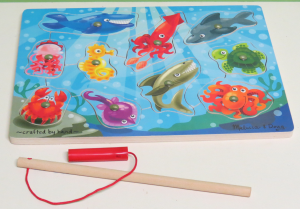 P014: Magnetic Fishing Puzzle