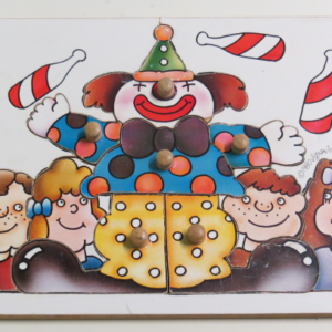 P019: Clown puzzle