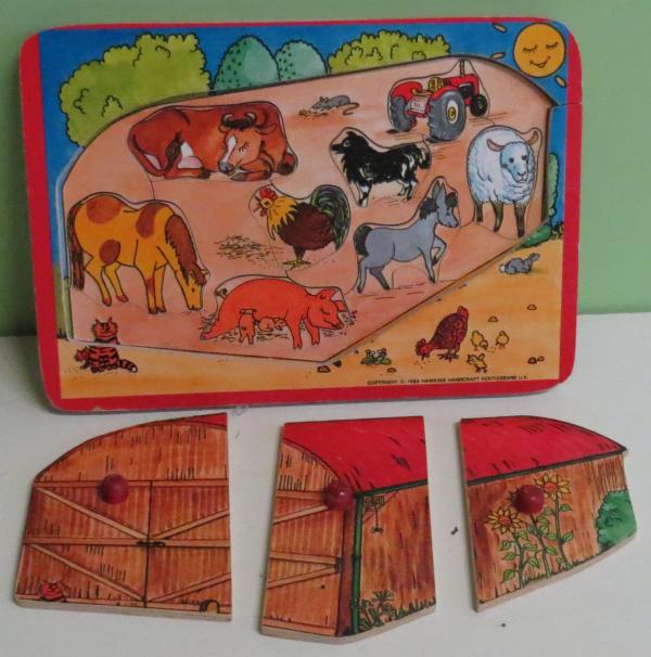 P027: Farmyard Puzzle