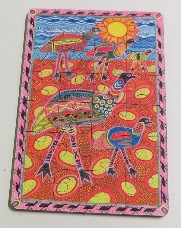 P037: Emu Puzzle