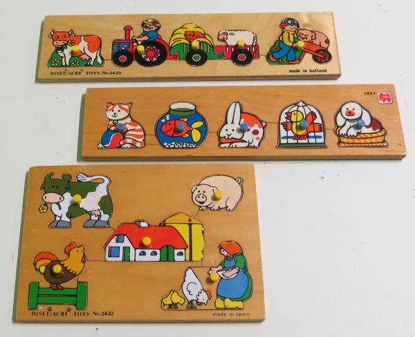 P040: Farm Set Puzzles