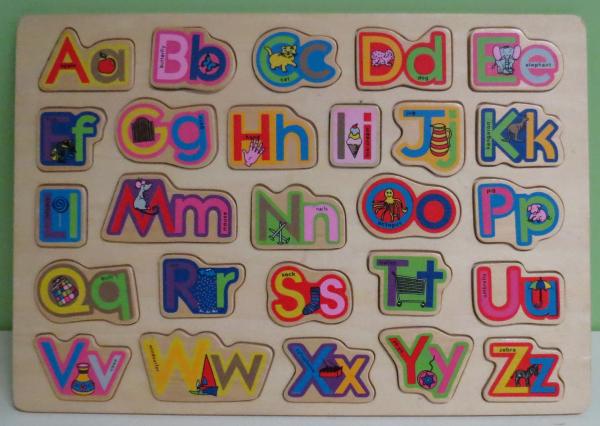 P045: Alphabet Puzzle