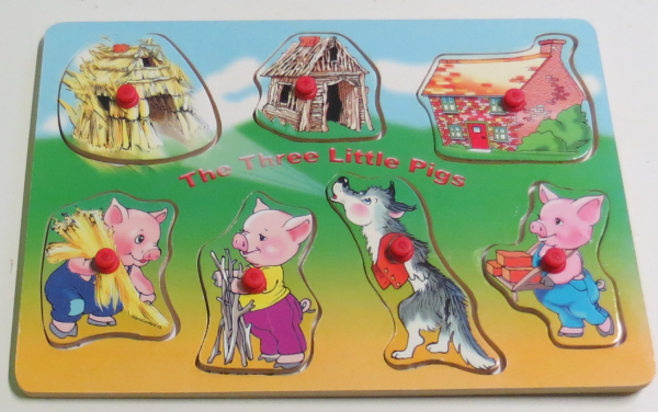 P061: The Three Little Pigs Puzzle