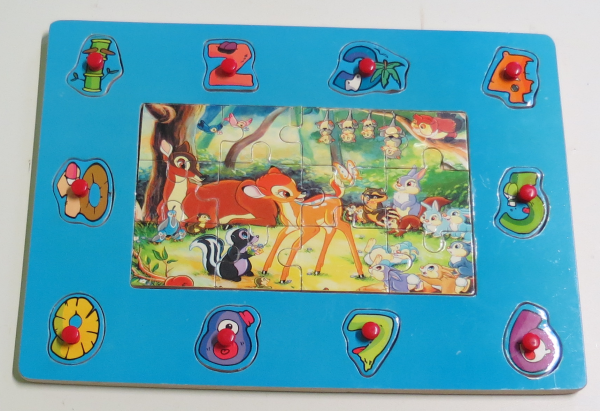 P062: Bambi Puzzle