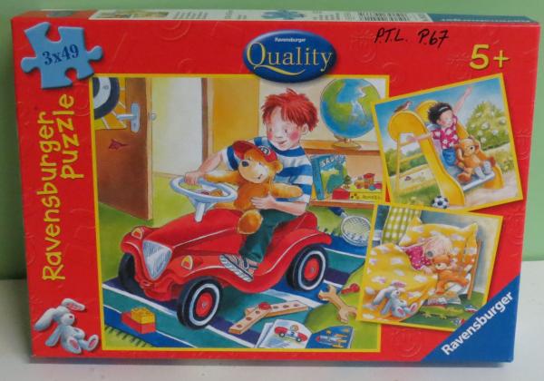 P067: Ravensburger Puzzle Set