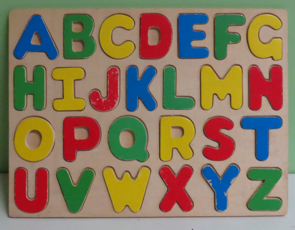 P076: ABC Puzzle