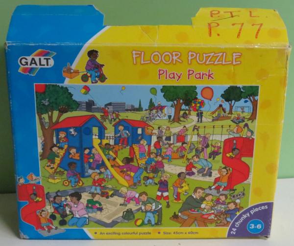 P077: Play Park Puzzle