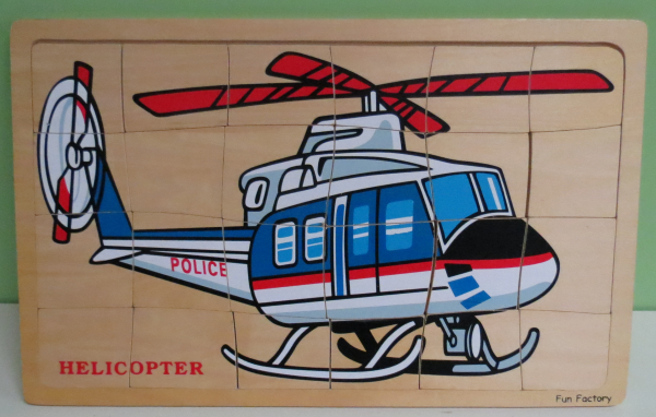 P082: Police Helicopter Puzzle