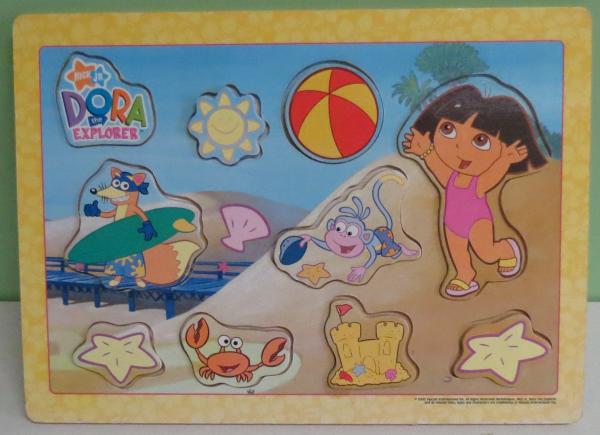 P089: Dora the Explorer Puzzle
