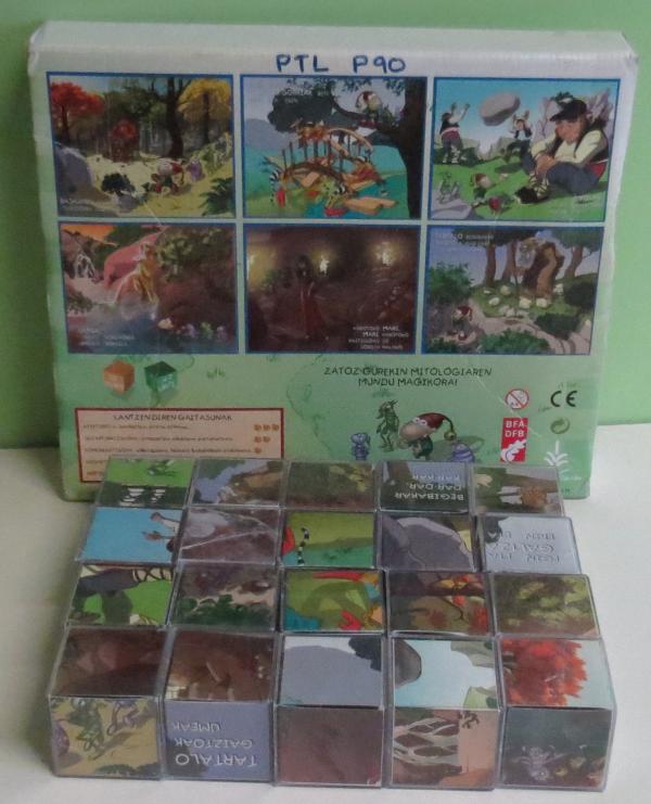 P090: Buru Block Puzzles