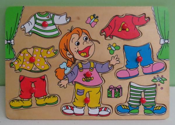 P091: Dress Me Puzzle
