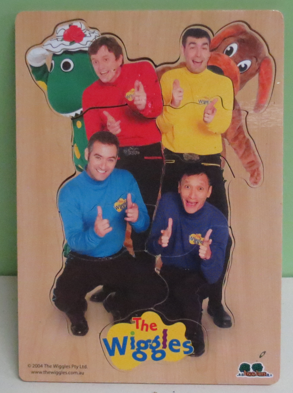 P092: The Wiggles Puzzle