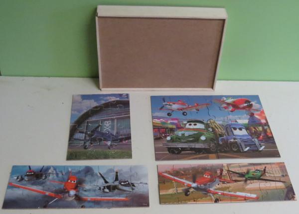 P096: Disney Planes Puzzle set