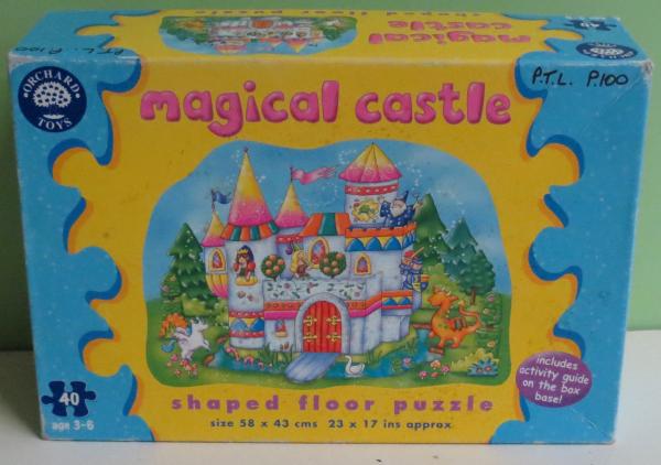 P100: Magical Castle Puzzle
