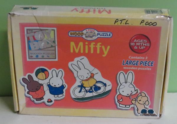 P102: Miffy Puzzles