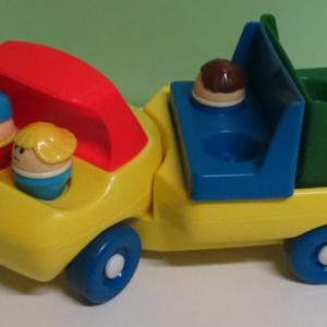 V006: Little Tikes Change Around Truck